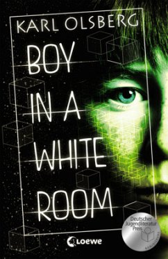 Boy in a White Room (Mängelexemplar) - Olsberg, Karl