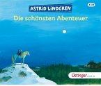 Die schönsten Abenteuer, 6 Audio-CDs