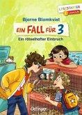 Ein rätselhafter Einbruch / Ein Fall für 3 Bd.2