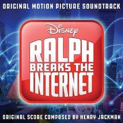 Ralph Breaks The Internet: Wreck It Ralph 2 - Original Soundtrack