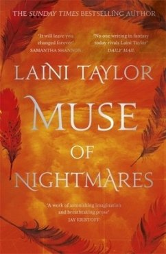 Muse of Nightmares - Taylor, Laini