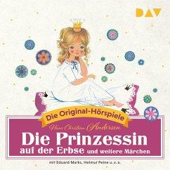 Die Prinzessin auf der Erbse und weitere Märchen (MP3-Download) - Andersen, Hans Christian