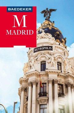 Baedeker Reiseführer Madrid (eBook, ePUB) - Schulz, Iris