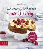 40 Low-Carb-Kuchen aus 1 Teig (eBook, ePUB)
