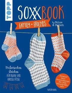 SoxxBook family + friends by Stine & Stitch (eBook, PDF) - Balke, Kerstin