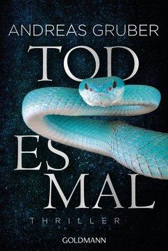 Todesmal / Sabine Nemez und Maarten Sneijder Bd.5 (eBook, ePUB) - Gruber, Andreas