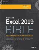 Excel 2019 Bible (eBook, PDF)