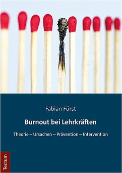 Burnout bei Lehrkräften (eBook, PDF) - Fürst, Fabian