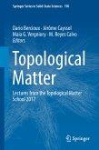 Topological Matter (eBook, PDF)