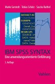 IBM SPSS Syntax (eBook, PDF)