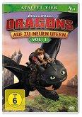 Dragons - Auf zu neuen Ufern - Staffel 4 - Vol. 1