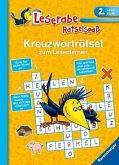 Kreuzworträtsel zum Lesenlernen (2. Lesestufe) (Mängelexemplar)