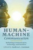 Human-Machine Communication