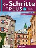 B1 - Kursbuch / Schritte plus Neu - Deutsch als Zweitsprache, Ausgabe Österreich .5+6
