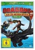 Dragons - Auf zu neuen Ufern - Staffel 4, Vol. 2
