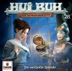 Hui Buh, Das Schlossgespenst, neue Welt - Die verrückte Spieluhr, 1 Audio-CD