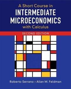 Short Course in Intermediate Microeconomics with Calculus (eBook, ePUB) - Serrano, Roberto