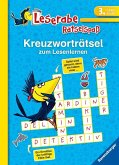 Kreuzworträtsel zum Lesenlernen (3. Lesestufe) (Mängelexemplar)