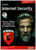 GD InternetSecurity 2019 3 PC, 1 CD-ROM