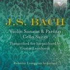 Bach:Violin Sonatas & Partitas/Cello Suites