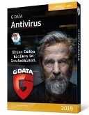 GD AntiVirus 2019 1 PC, 1 CD-ROM