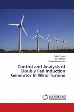 Control and Analysis of Doubly Fed Induction Generator In Wind Turbine