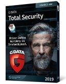 GD Total Security 2019 1 PC, 1 CD-ROM