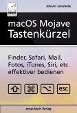 macOS Mojave - Tastenkürzel (eBook, ePUB)