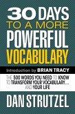 30 Days to a More Powerful Vocabulary (eBook, ePUB)