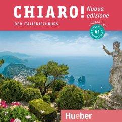 Chiaro! A1 - Nuova edizione, 2 Audio-CDs zum Kurs- und Arbeitsbuch - De Savorgnani, Giulia; Bergero, Beatrice