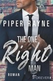 The One Right Man / Love and Order Bd.2 (eBook, ePUB)