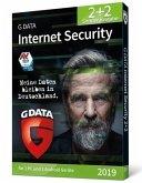 GD InternetSecurity 2019 2+2, 1 CD-ROM