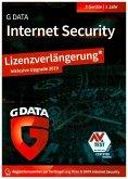 GD InternetSecurity 2019 Upgrade 3 PC, 1 CD-ROM