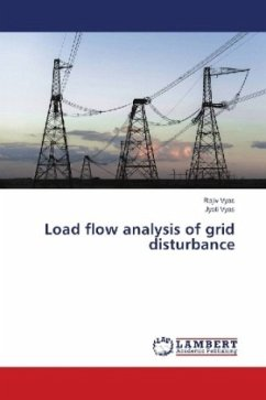 Load flow analysis of grid disturbance