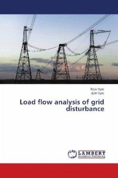 Load flow analysis of grid disturbance