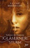 Gläserner Sturm / Gebieter der Elemente Bd.1