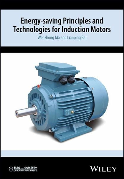 Energy-saving Principles and Technologies for Induction Motors (eBook, PDF)