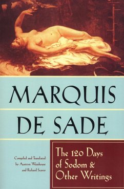 The 120 Days of Sodom & Other Writings (eBook, ePUB)