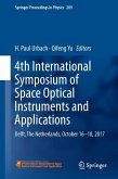4th International Symposium of Space Optical Instruments and Applications (eBook, PDF)