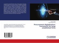 Procurement digitalization: framework for large...