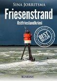 Friesenstrand. Ostfrieslandkrimi (eBook, ePUB)