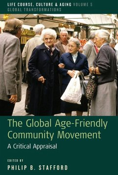 The Global Age-Friendly Community Movement (eBook, ePUB)