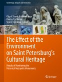 The Effect of the Environment on Saint Petersburg's Cultural Heritage (eBook, PDF)