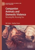 Companion Animals and Domestic Violence