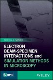 Electron Beam-Specimen Interactions and Simulation Methods in Microscopy (eBook, PDF)