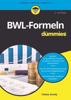 BWL-Formeln für Dummies (eBook, ePUB) - Amely, Tobias