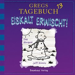 Eiskalt erwischt! / Gregs Tagebuch Bd.13 (MP3-Download) - Kinney, Jeff