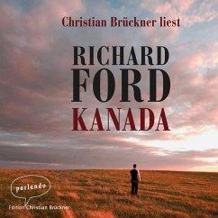 Kanada (Ungekürzte Lesung) (MP3-Download) - Ford, Richard