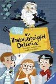 Die Bratwurstzipfel-Detektive und das Geheimnis des Rollkoffers (Mängelexemplar)