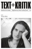TEXT + KRITIK 221 - Terézia Mora (eBook, PDF)